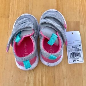 Cat and Jack toddler tennis shoes